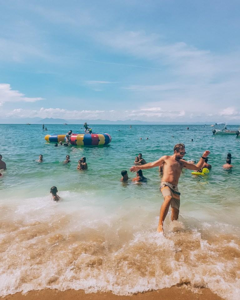 Buzios Ocean Boy Rio de Janeiro Brazil South America