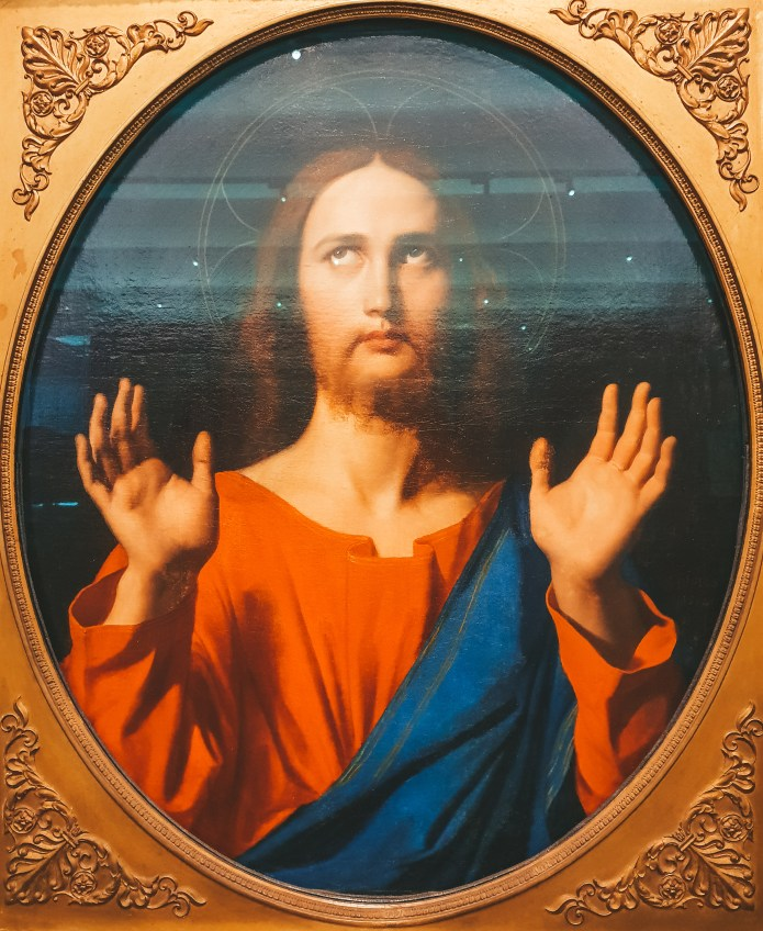 MASP Sao Paulo Brazil South America Jesus