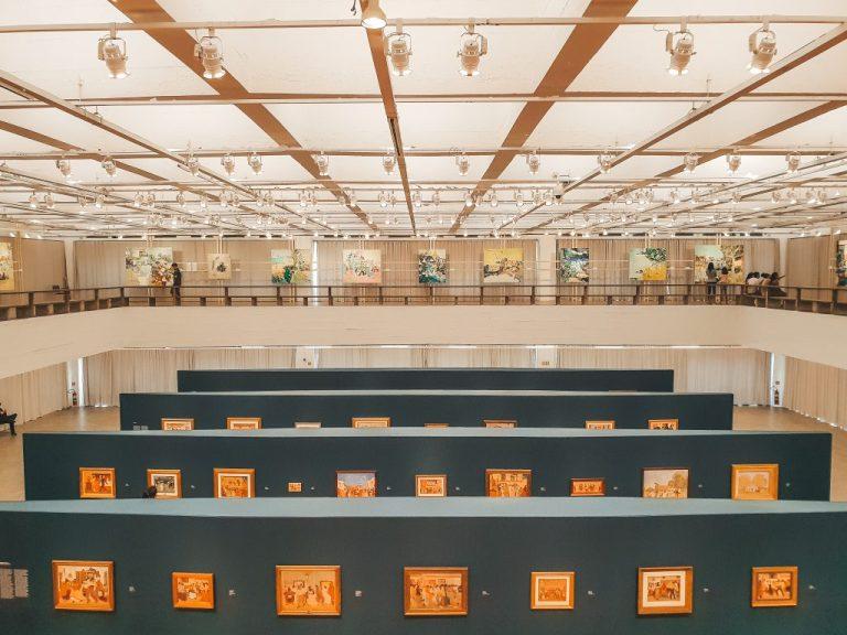 MASP Sao Paulo Brazil South America Temporary Exhibition