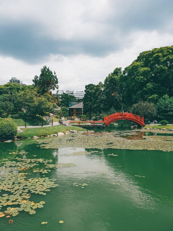 Jardín Japonés Buenos Aires Argentina
