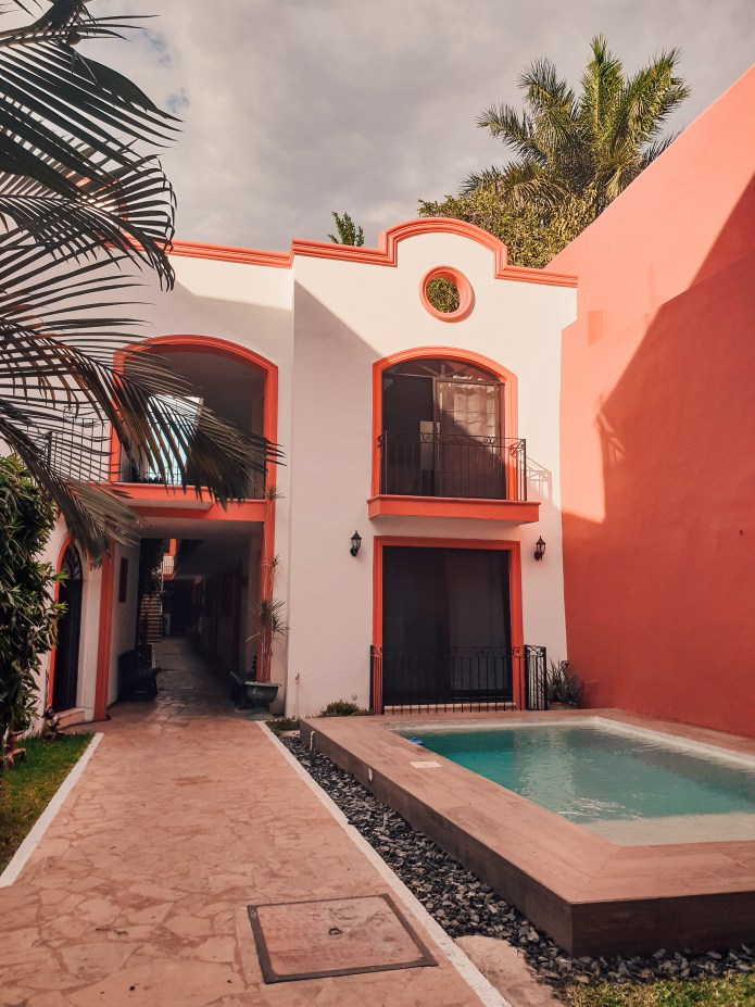Hacienda Merida Mexico North America