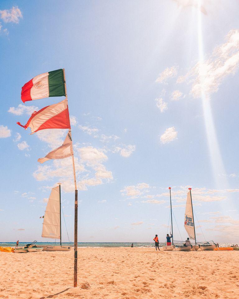 ProDive International Playacar Beach Mexico America