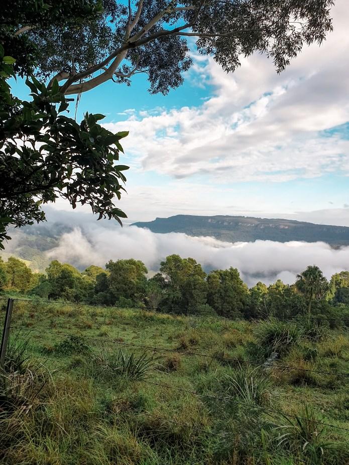 Drawing Room Rocks Berry Shoalhaven New South Wales Australia Trail Head