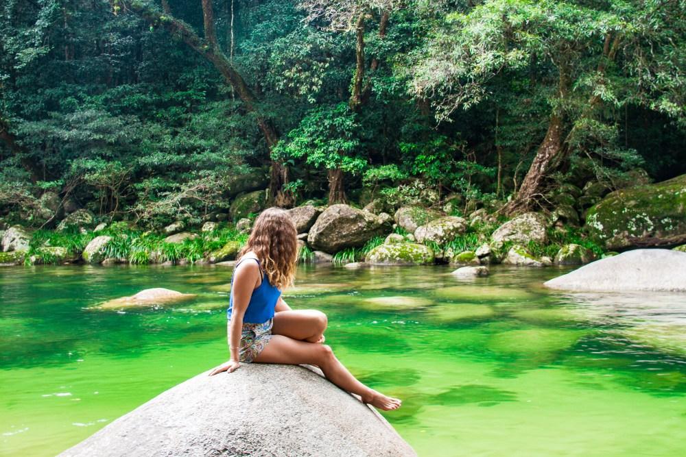 Mossman Gorge Daintree Rainforest Queensland Australia