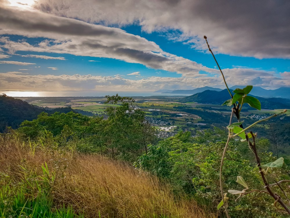 Stoney Creek Red Bluff Views Cairns Queensland Australia