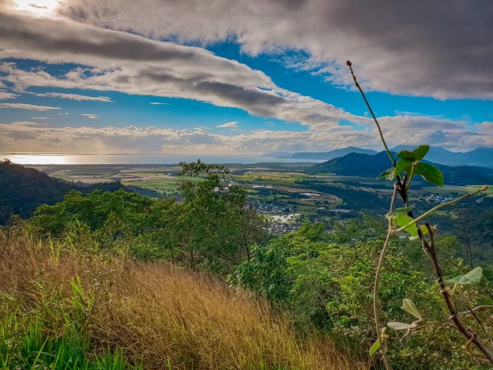 Stoney Creek Red Bluff Views Cairns Queensland Australia