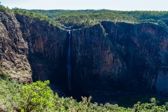 Wallaman Falls Queensland Australia