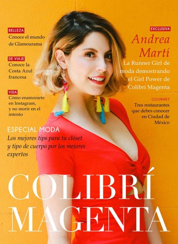 Colaboración Revista Magenta Colibrí