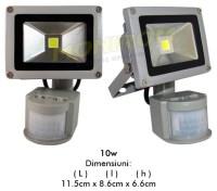 LED - proiectoare Proiector  LED cu SENZOR 10w  *TV 0,25ron