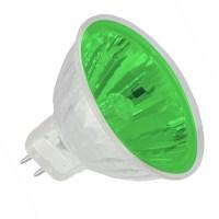Becuri halogen BEC HALOGEN MR16  230v/20w  Green