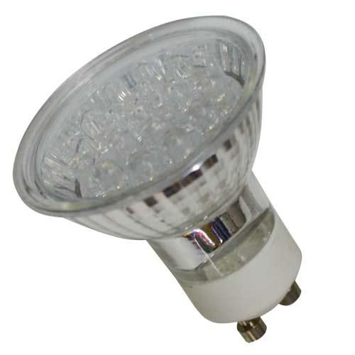 LED - Lichidare de stoc Bec Led – GU10 230v/18pcs  White  *TV 0,25ron