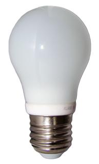 LED - Lichidare de stoc Bec Led – Klass A50 5w/E27 2700k  *TV 0,25ron