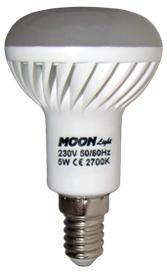 LED - Lichidare de stoc Bec Led – Moonlight R50 5w/E14 2700k  *TV 0,25ron