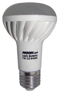 LED - Lichidare de stoc Bec Led – Moonlight R63 7w/E27 6400k  *TV 0,25ron