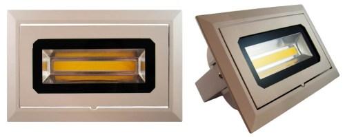 LED - comercial/office Spot Led reglabil TDH399/COB 30w/6400k (montaj ingropat)  *TV 0,25ron