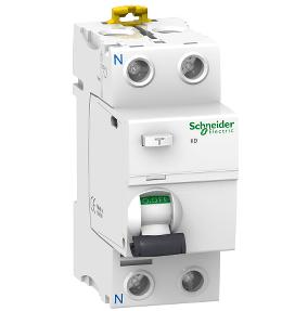 SCHNEIDER Schneider A9R10225 iID 2P 25A 10mA AC