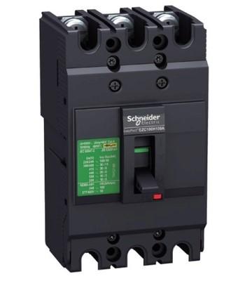 SCHNEIDER Schneider EZC100N3080 Intreruptor automat 3P 80A