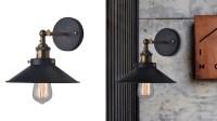Corp iluminat interior Vintage – Aplica metalica 1xE27 / 3199