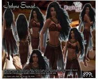 Feyline Fashions - 100L http://maps.secondlife.com/secondlife/Fashion%20For%20Life4/188/188/26