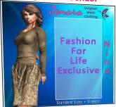 Jenara - 450L http://maps.secondlife.com/secondlife/Fashion%20For%20Life6/98/174/24