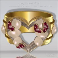 Women's Day 11: Joy Unmasked Bracelet