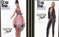 GLITTER Poses: http://maps.secondlife.com/secondlife/Yellow%20River/227/188/12