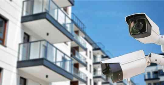 cameras de segurança em condominio curitiba