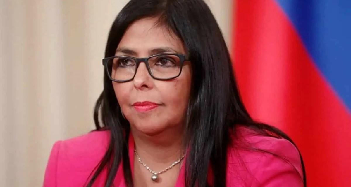 Avi?n que us? Delcy Rodriguez para viajar a Turqu?a era una de los bloqueados para operar por EEUU, 400.000 euros por el vuelo privado