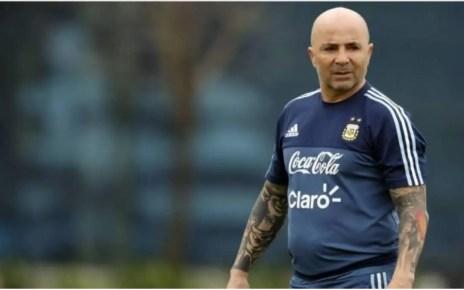 El T?cnico Argentino Sampaoli estar?a a un paso de firmar con la Vinotinto, Director T?cnico de la Selecci?n Venezolana de F?tbol.