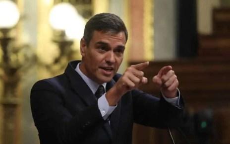 El presidente de Gobierno de Espa?a, Pedro S?nchez ?degrada? a Juan Guaid? al llamarlo ?l?der de oposici?n? de Venezuela, ante el parlamento espa?ol