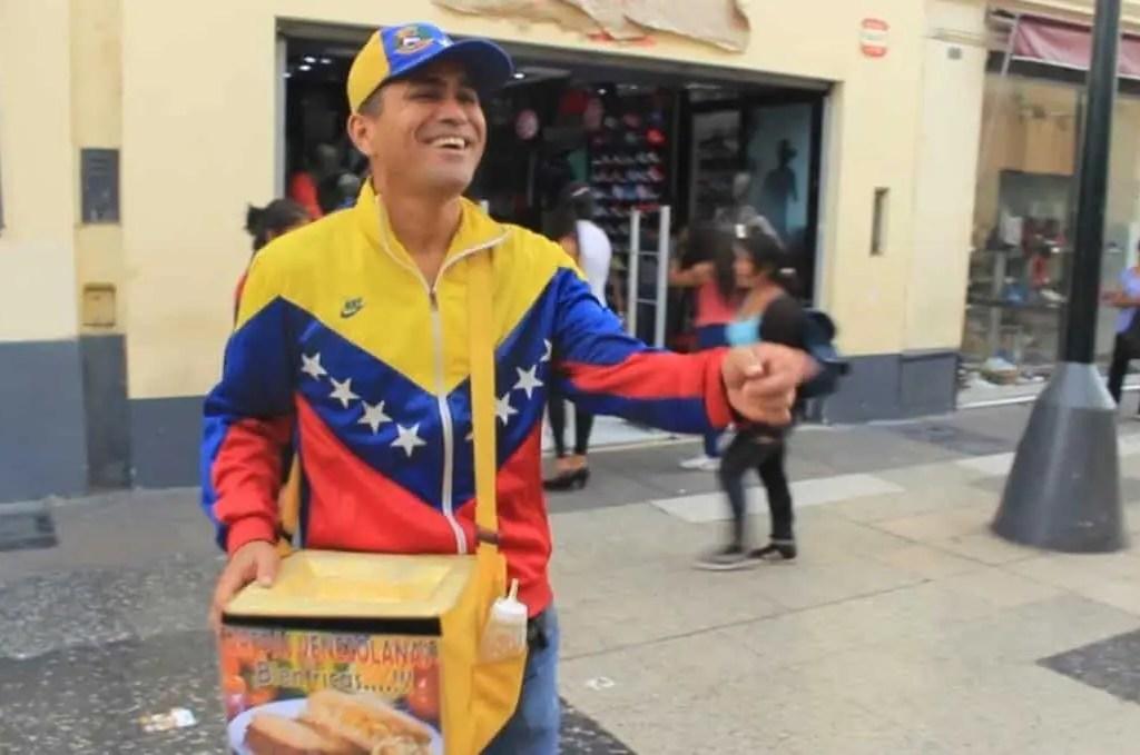 La arepa está en auge en Colombia gracias a los venezolanos.