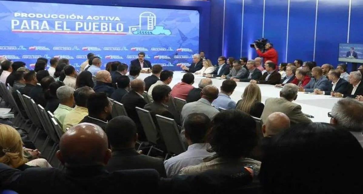 Maduro autoriza la emisi?n de t?tulos de valores en divisas en la bolsa, dinamice los mercados burs?tiles nacionales, mercado burs?til