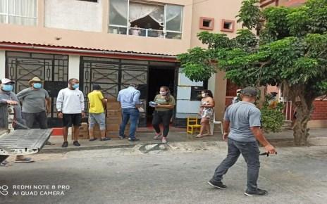 Embajador en Per? contin?a con asistencia a venezolanos en ese pa?s, el embajador Carlos Scull activa un plan de alimentaci?n a miembros de la comunidad