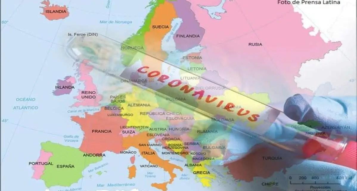 Ante la nueva cepa del Covid-19, varios países europeos cierran frontera con el Reino Unido