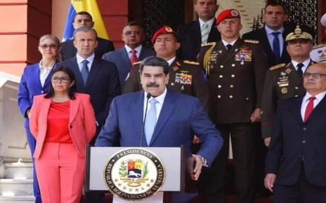 Maduro suspende vuelos de Europa y Colombia ante el coronavirus, as medidas se toman en conjunto con la declaraci?n de emergencia