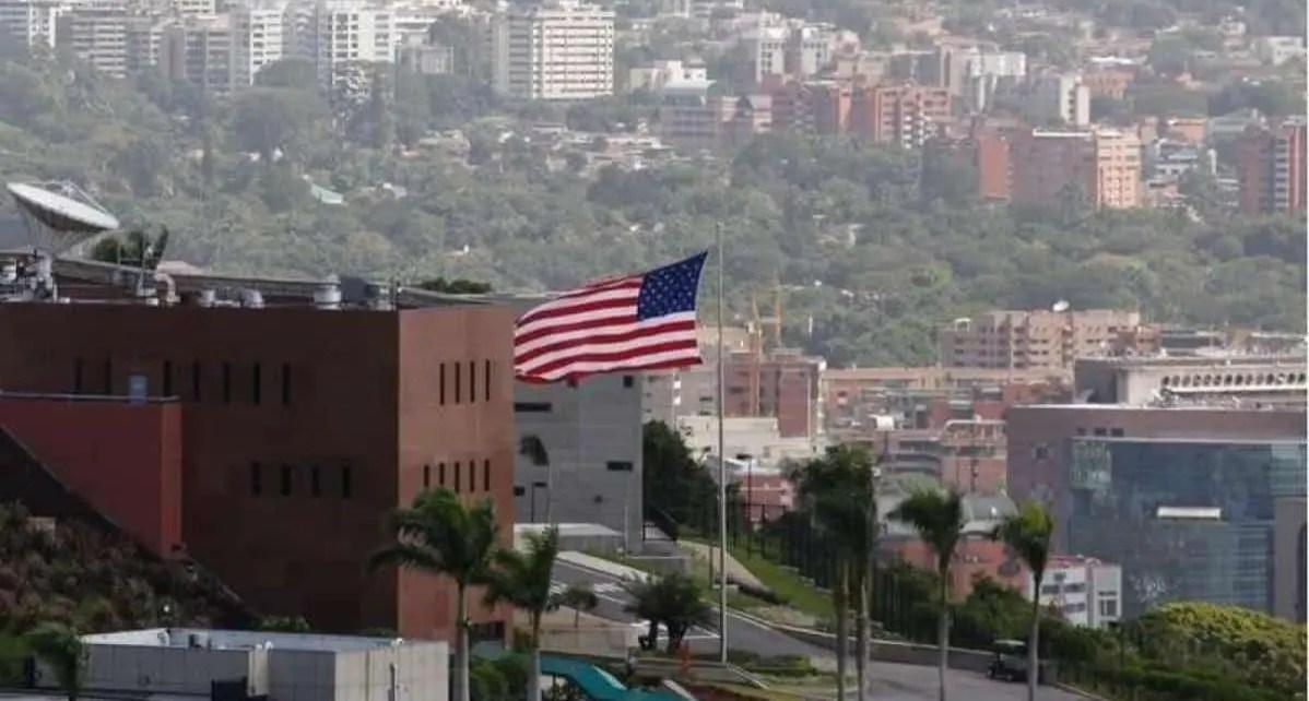 """EE.UU. recomendó a sus ciudadanos abandonar Venezuela """"tan pronto sea posible"""""""