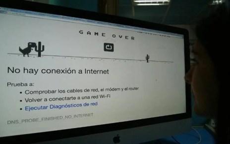Falla en CANTV dejó sin servicio de internet a una buena parte del país este #26Dic