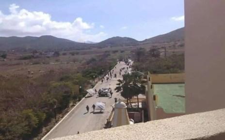 ?Vandalismo! Se llevaron neveras, colchones y muebles del Hotel Portofino en la Isla de Margarita,fuentes policiales detuvieron a personas