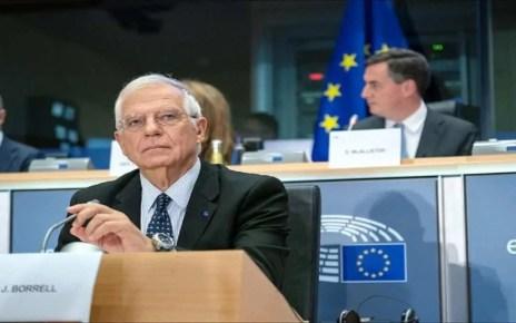 Josep Borrell, alto representante de la UE, ofreció su opinión después de la indulto que ofrece la liberación de 110 presos políticos
