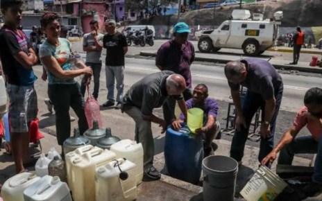 Tras una avería ocurrida en el Sistema Tuy II, la Hidrológica de la Región Capital anunció que diversos sectores de Caracas estarán sin agua