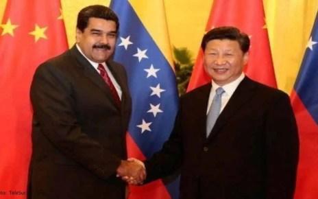 La relaci?n de China y venezuela se ha afianzado en los ?ltimos a?os y tranzan estrategias econ?micas y pol?ticas, especialmente en esta pandemia.