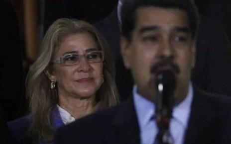Nuevas acusaciones generar?a los EEUU en contra de Cilia Flores. La primera dama enfrentaria a la justicia de EEUU por narcotr?fico.