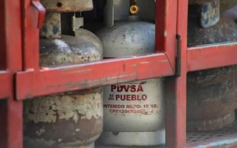 Cuatro de cada 10 familias tiene las bombonas de gas vacías