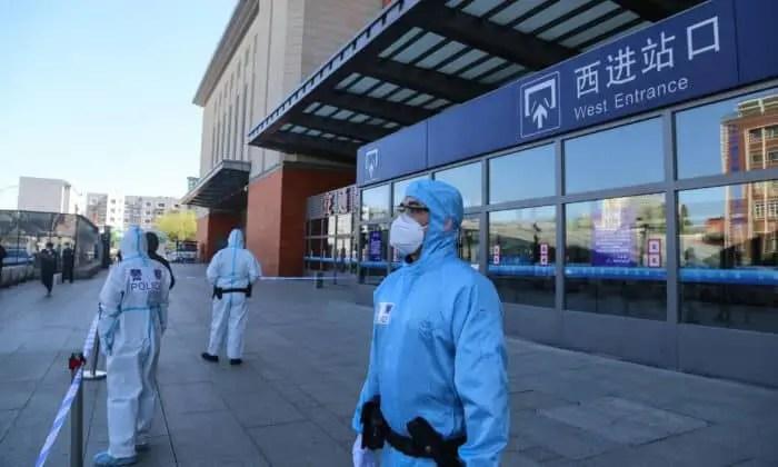 Ciudad del noreste de China impone nuevamente confinamiento, Las autoridades temen que estos nuevos contagios traiga una segunda oleada dela enfermedad