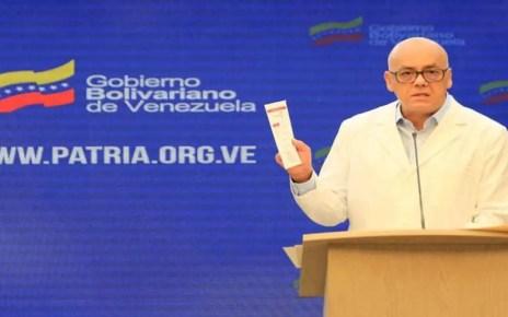 """Bajo la """"nueva normalidad"""" los casos de coronavirus aumentan a 171 en un d?a. El reporte de los casos lo ofreci? Jorge Rodr?guez."""