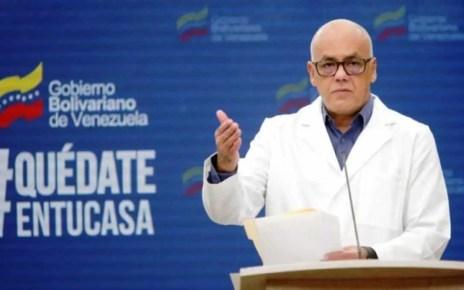 El reporte diario de casos de este #18Jul fue de 292 nuevos contagios y 3 personas fallecidas, as? lo inform? el Vicepresidente, Jorge Rodr?guez.