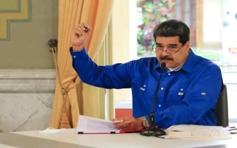 Maduro dijo que 70% de los casos comunitarios se transmitieron en fiestas