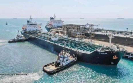 El buque Sandino, estar?a cargando gasolina en El Palito para enviarla a Cuba, de acuerdo a informaci?n de medios de comunicaci?n locales.