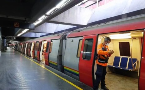 Este martes abri? el Metro de Caracas, Los Teques y el ferrocarril, a pesar del aumento de casos de COVID-19