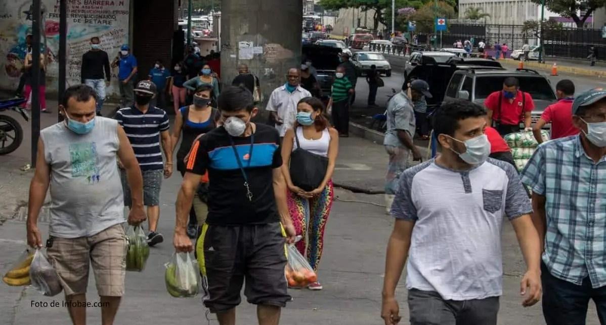 En Venezuela se mantiene la cifras r?cord de casos diarios de Covid-19, hoy se registraron un total 1.012 casos este #14Ago